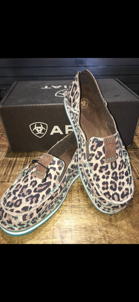 Cheetah Ariat Shoes