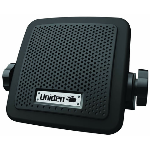 "UNIDEN BC7 7 WATT 3-1/2"" EXTERNAL CB/SCANNER SPEAKER - Jeeperformance Inc"