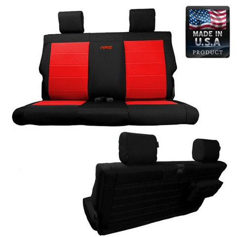 BARTACT MIL-SPEC 2013-16 JEEP WRANGLER JK 2 DOOR REAR BENCH COVER - Jeeperformance Inc