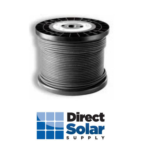 #10 600v PV Wire, 500ft Roll