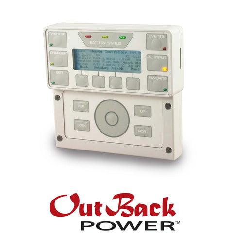 Outback Power MATE3 System Display & Controller