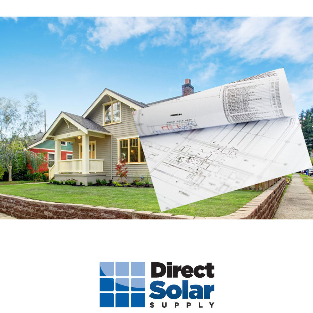 Solar Site Survey & Shade Report Package