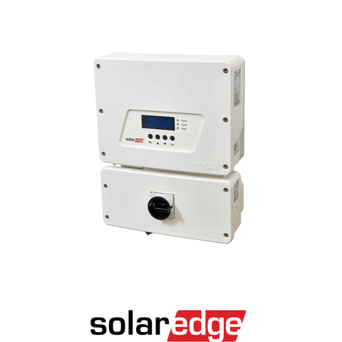 SolarEdge HD Wave Inverters SE3000H - SE3800H (Select Size)