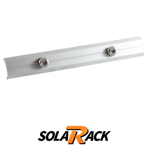 SolaRack Splice Kit (Silver)