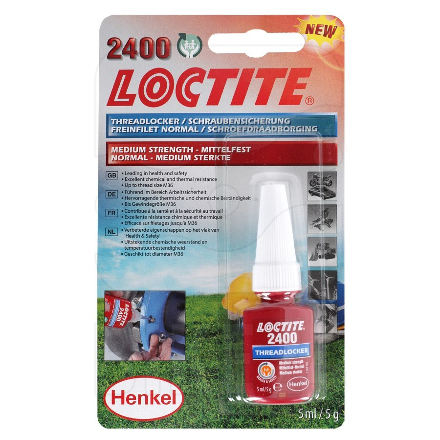 Loctite Threadlocker Medium