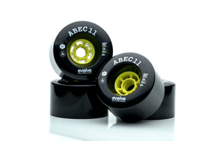abec11 evolve 107mm wheels