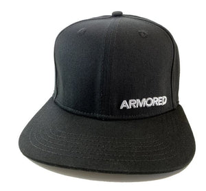 LAZYROLLING Armored Cap
