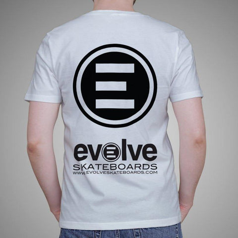 Evolve t-shirt black