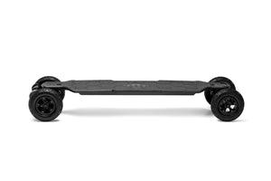 Evolve Skateboards Germany Carbon GTR All terrain  side