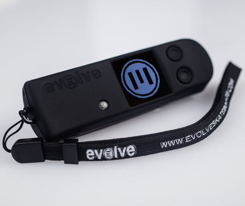 Limited 6km/h Evolve GT/GTX remote with LCD display