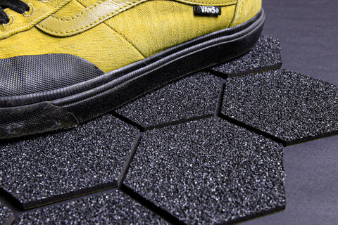 Dope Grip™ Pro Griptape – Universal Hexagon - for all boards