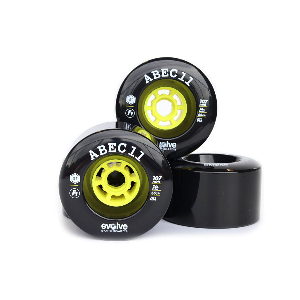 Evolve ABEC 11 - F1 107 mm wheels