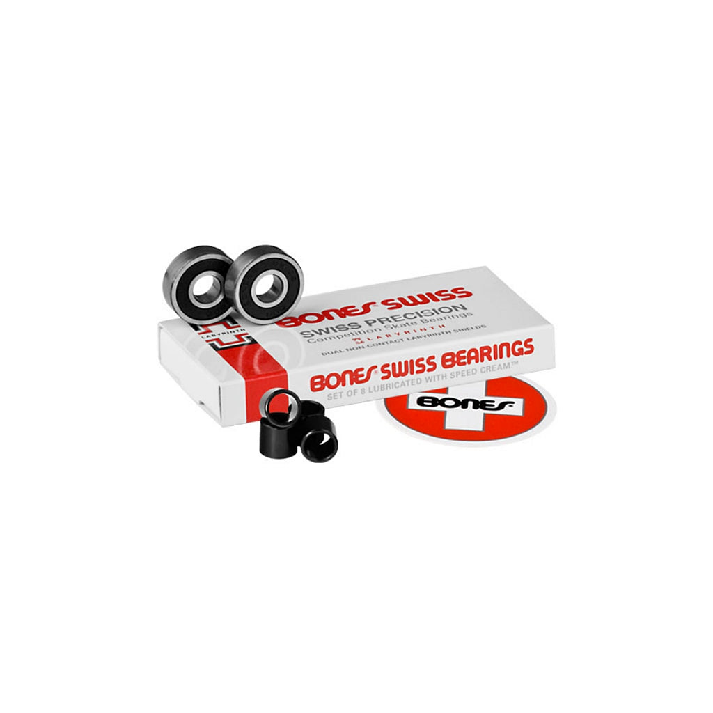 Bones bearings swiss 7 balls L2