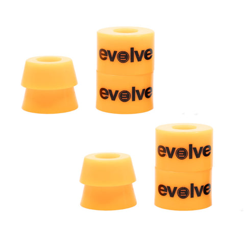 Evolve Super Carve Bushings Doppelpack