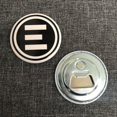 Evolve Fridge Magnet Bottle Opener