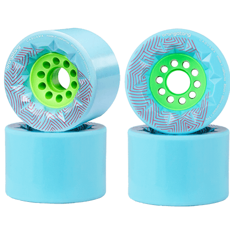 Orangatang Caguama wheels 85mm, 77a /80a/ 83a/