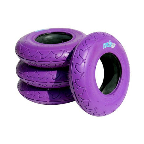 MBS Roadie tire 200mm - purple