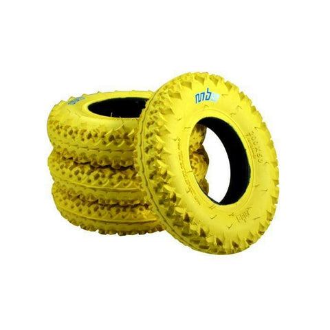 MBS T3 tire 200 mm - yellow