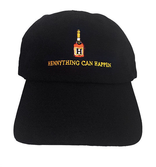 Hennything Can Happen Dad Hat