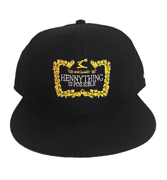 Hennything Is Possible Snapback Hat