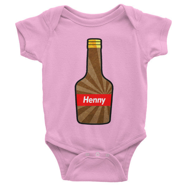 Henny Baby Onesie (Pick A Color)