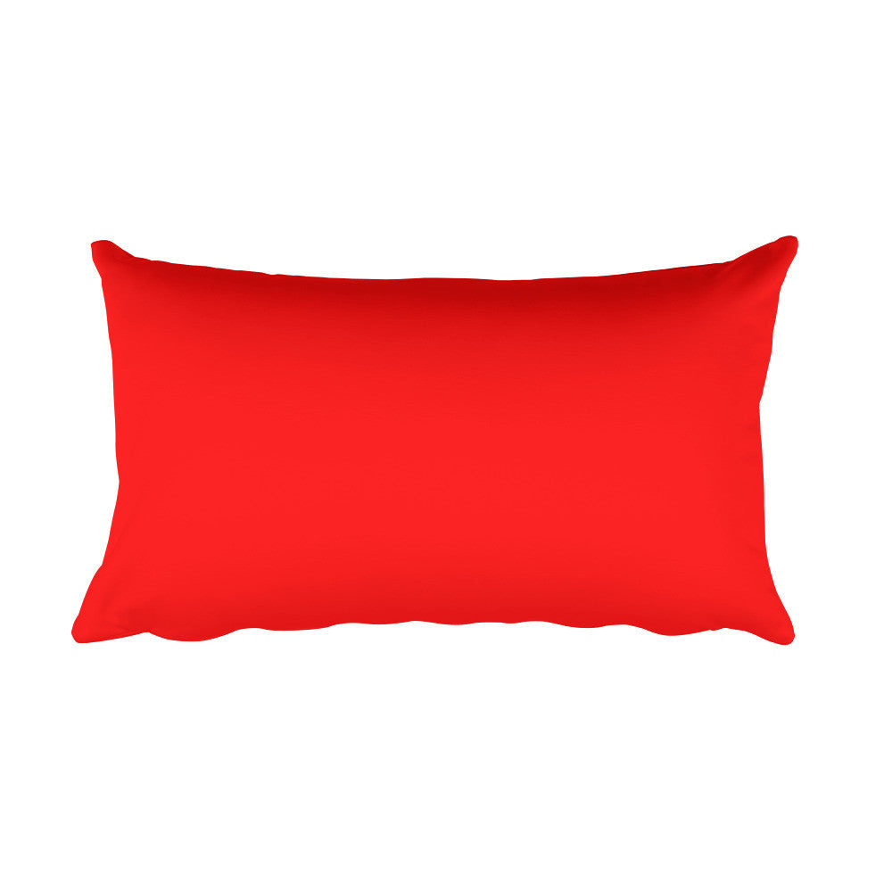 henny red accent pillow. henny red accent pillow – henny gang