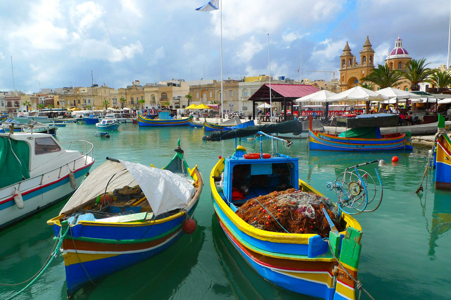 Top Retirement Countries Malta