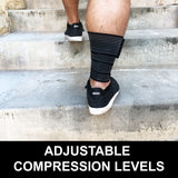 Adjustable Compression Band for Arms and Legs