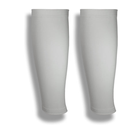 Grey Calf Leg Sleeves for Skin Protection