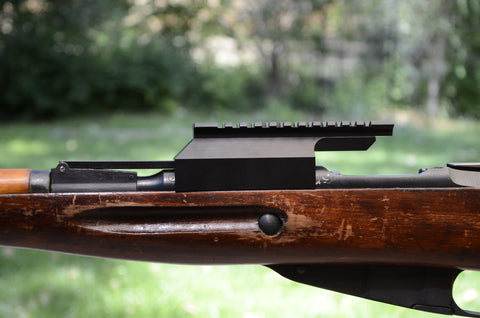 M91 Mosin Nagant Scope Mount