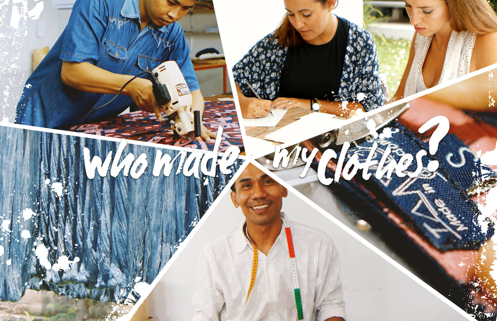BEYOND 'WHO MADE MY CLOTHES'