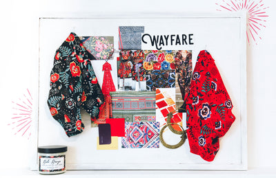 Behind The Print: Wayfare Inspiration