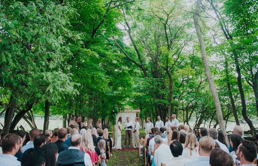 How to Plan an Eco-Friendly Bohemian Wedding