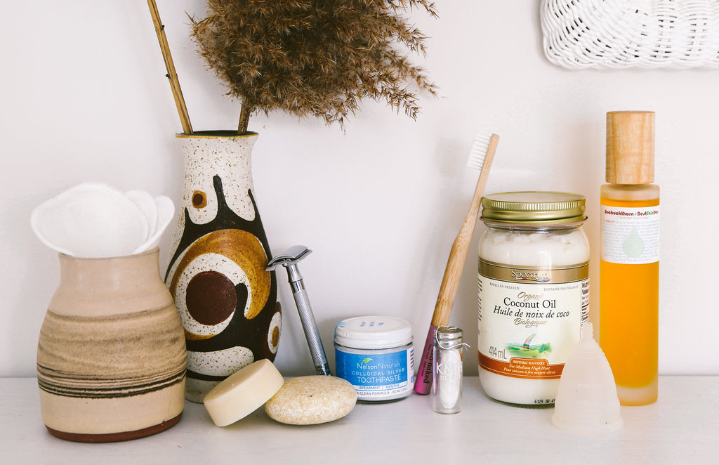 Plastic Free July Self-Care Tips