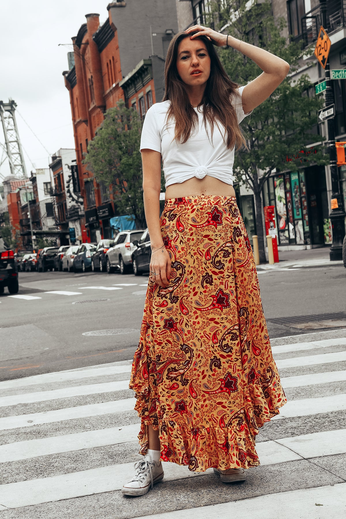 TAMGA Designs Citra Skirt