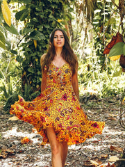 TAMGA Kezia Boho Summer Dress