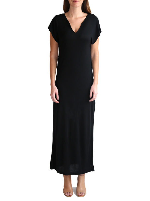 TAMGA Roaming Dress Black