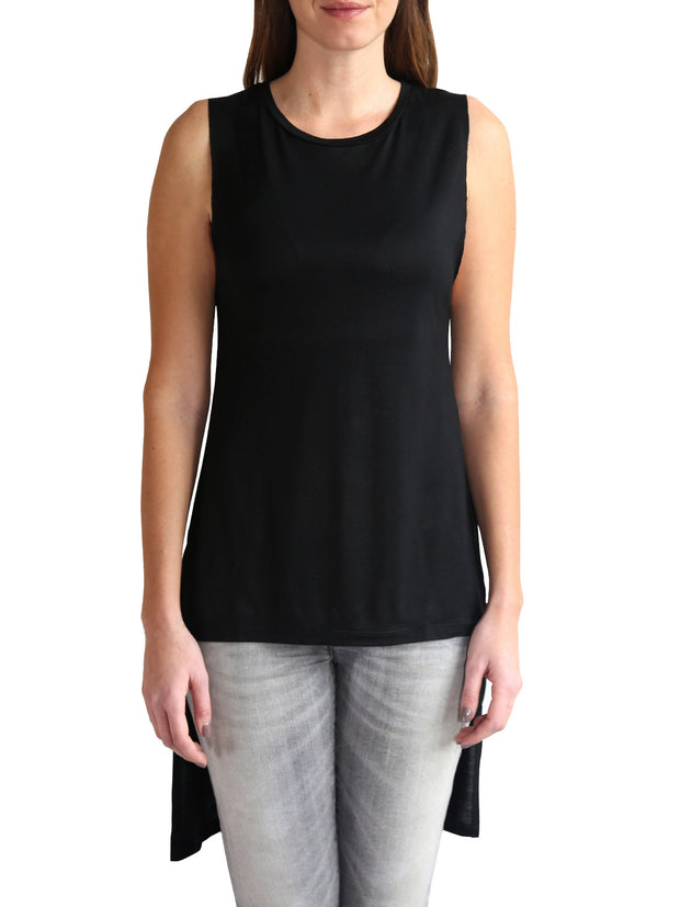 TAMGA Tank Top Black