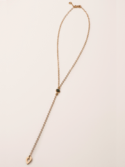 TAMGA Jewelry Drop Necklace