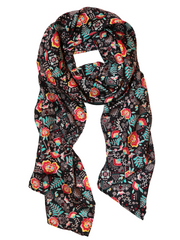 TAMGA Eco Friendly Scarf Black
