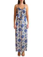 TAMGA Eco Friendly Jumpsuit Blue
