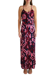 TAMGA Eco Friendly Jumpsuit Sumba Print