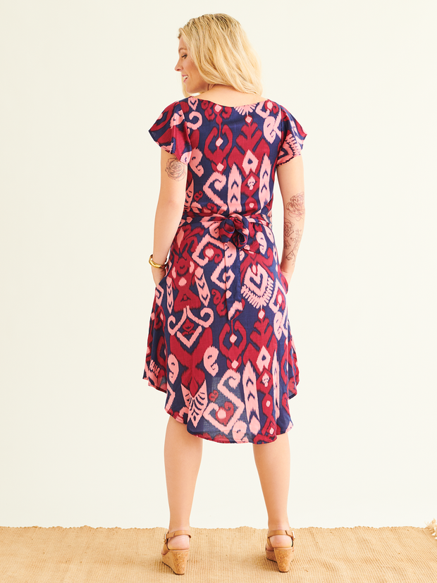 Dalia Shift Dress