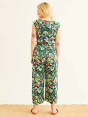 Makala Jumpsuit in the Sumatra Print
