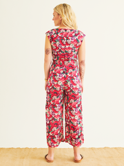 Makala Jumpsuit in the Gili Print