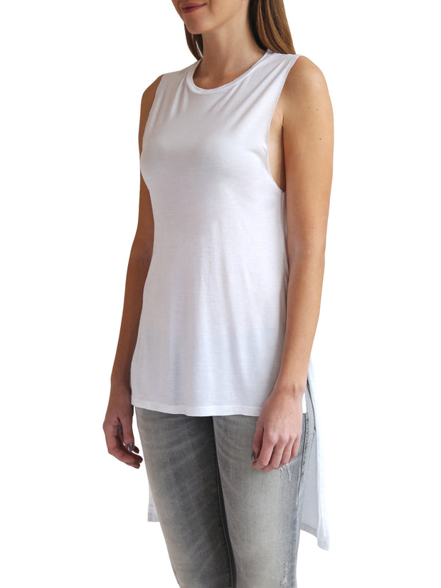 TAMGA Tank Top White