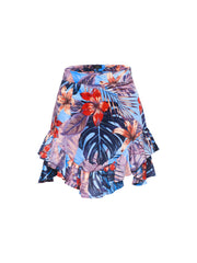 Nola Mini Skirt Maluku Print