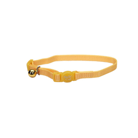 Safe Cat® Adjustable Snag-Proof Nylon Breakaway Collar