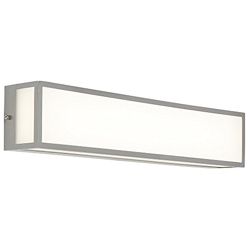 Modern Box Vanity Light