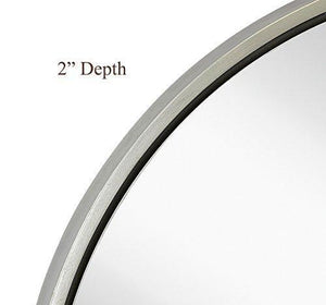 "32"" Floating Circle Mirror"